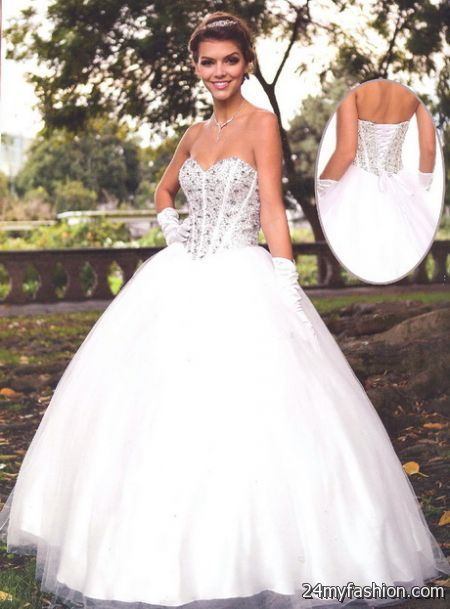 White Cotillion Dresses 2018 2019 B2b Fashion