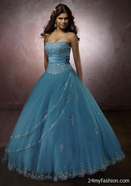 Winter ball dresses 2018-2019