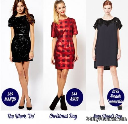 Work christmas party dresses 2018-2019 - Work Christmas Party Dresses 2018-2019 B2B Fashion