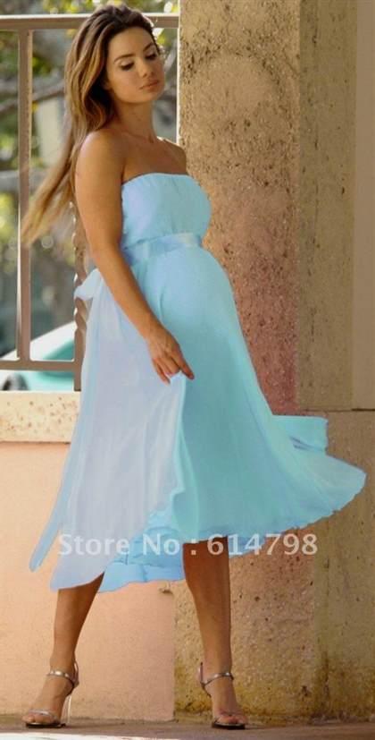 baby blue maternity dress 2018/2019 | B2B Fashion