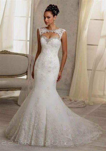 Best Mermaid Wedding Dresses 2018 2019 B2b Fashion