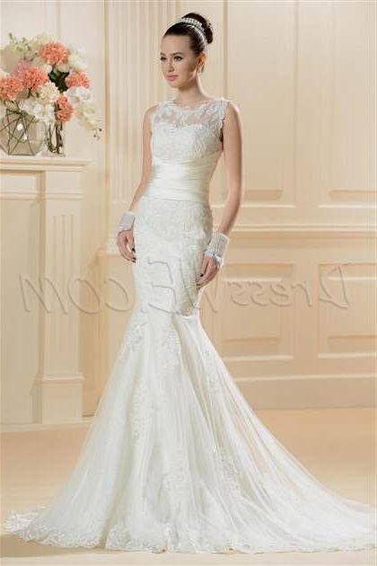 best mermaid wedding dresses | Wedding
