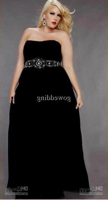 black formal dresses plus size 2018-2019 | B2B Fashion