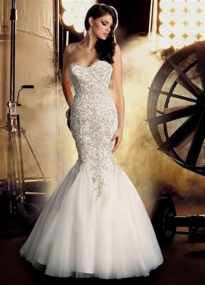 Bling Corset Mermaid Wedding Dresses 2018 2019 B2b Fashion