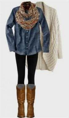 Cute winter dressy outfits 2018-2019 | B2B Fashion
