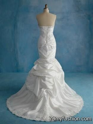 disney princess wedding dresses ariel 2018-2019