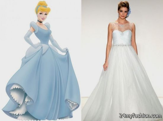 disney princess wedding dresses ariel 2018-2019
