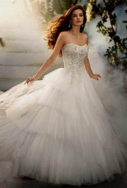 fairy tale wedding dresses disney 2018-2019 | B2B Fashion
