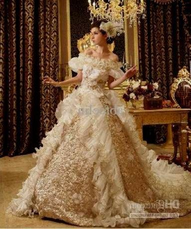 Famous Wedding Dresses 2018 2019