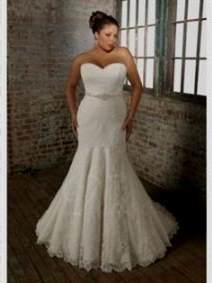 56c6d2f9f48 fit and flare wedding dress plus size 2018 2019