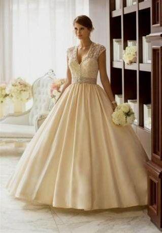 Huge Princess Ball Gown Wedding Dresses 2018 2019 B2B Fashion