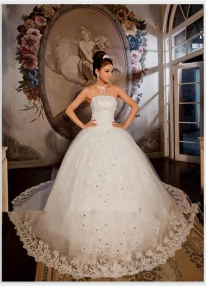 Lace Princess Wedding Dresses Tumblr 2018 2019