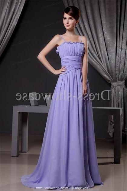 Lavender Prom Dress 2018 2019 B2b Fashion