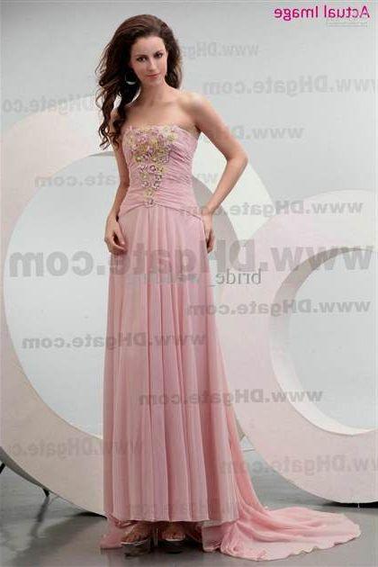 light pink prom dresses 2018/2019 | B2B Fashion