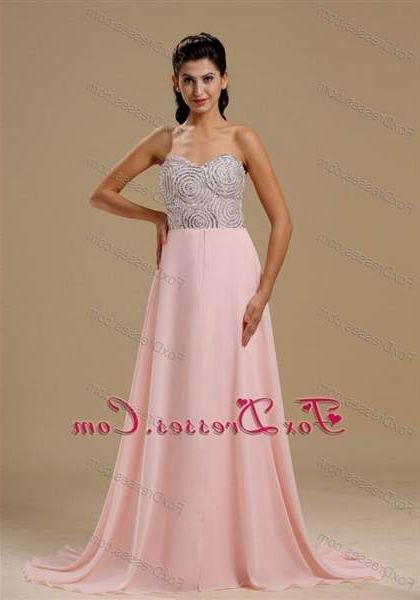 Light Pink Prom Dresses 2018 2019 B2b Fashion