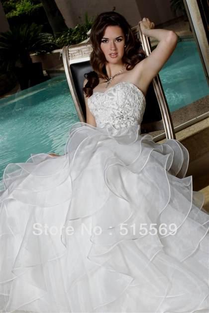 most beautiful princess wedding dresses 2018-2019 | B2B Fashion