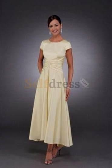 Dillards Dresses Tea Length Mother Of The Bride Dress