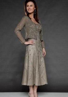 1b35902e108 mother of the bride dresses tea length plus size 2018-2019