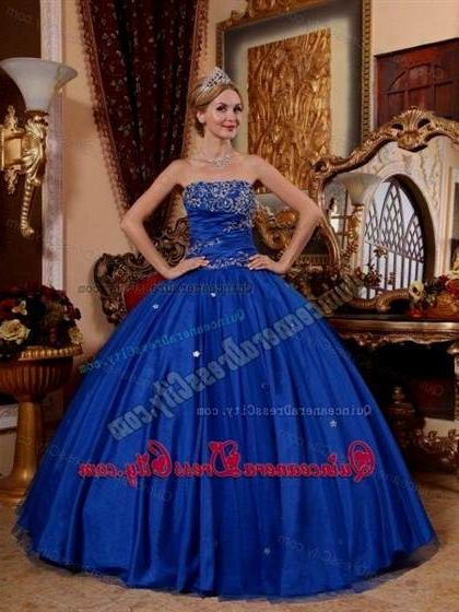 2017 Ford Colors >> quinceanera dresses royal blue 2018/2019 | B2B Fashion