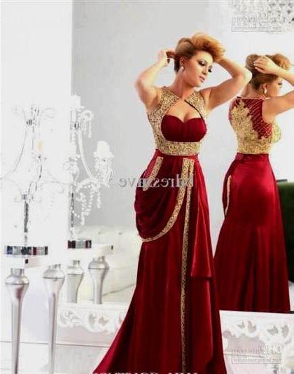 Plus Size Fashion Formal Dress