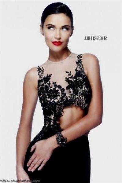 sherri hill black prom dresses 20182019 b2b fashion