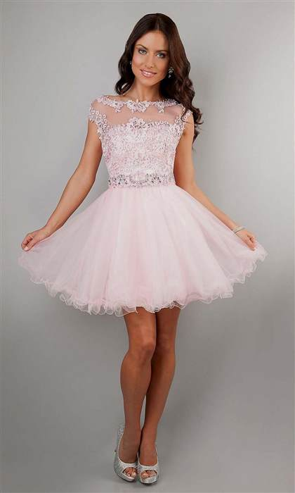 Short Dresses For Teenagers Formal 20182019 B2b Fashion