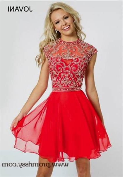 short red prom dresses with straps 2018/2019 | B2B Fashion