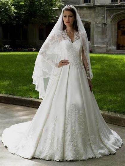 traditional italian wedding dress 2018-2019 | B2B Fashion