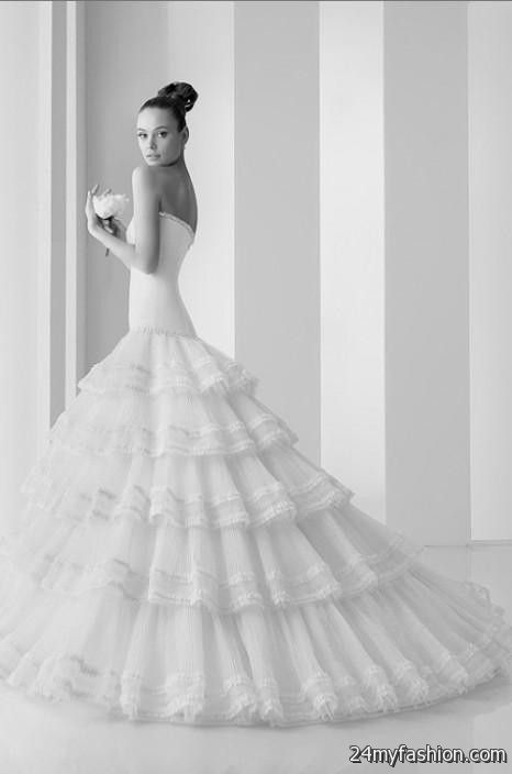 traditional spanish wedding dress 2018-2019 | B2B Fashion