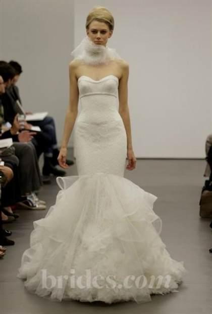 vera wang mermaid wedding dresses 2018/2019   B2B Fashion