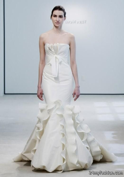 Attractive Vera Wang Party Dress Motif - Womens Dresses & Gowns ...