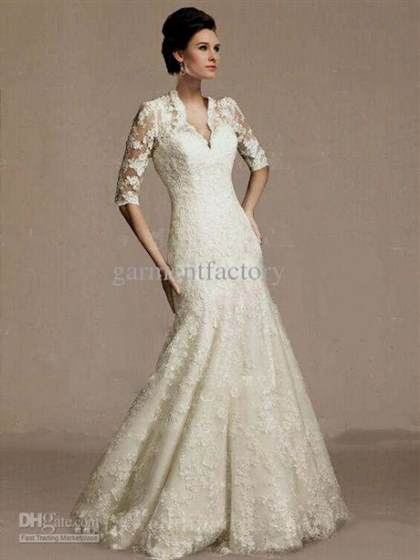 victorian lace wedding dresses 2018/2019 | B2B Fashion