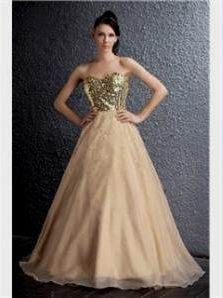vintage inspired formal gowns