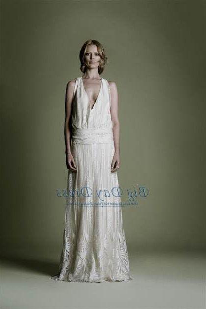 Vintage Wedding Dresses 1920s 2018 2019