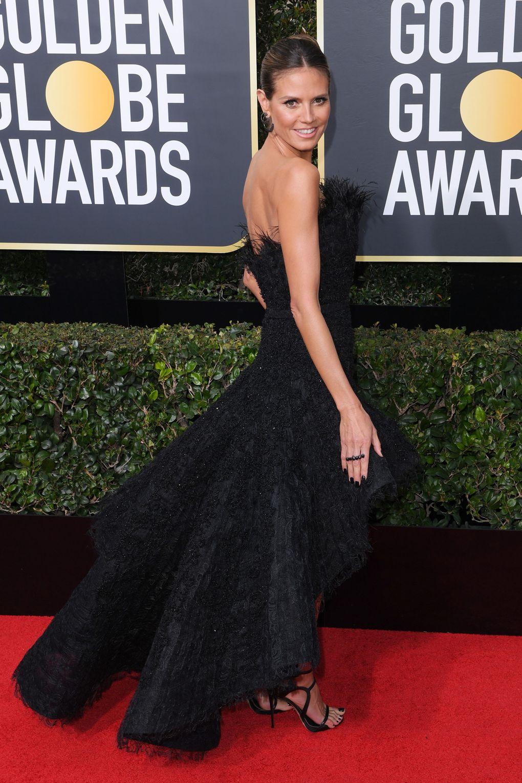 Golden Globe Dresses
