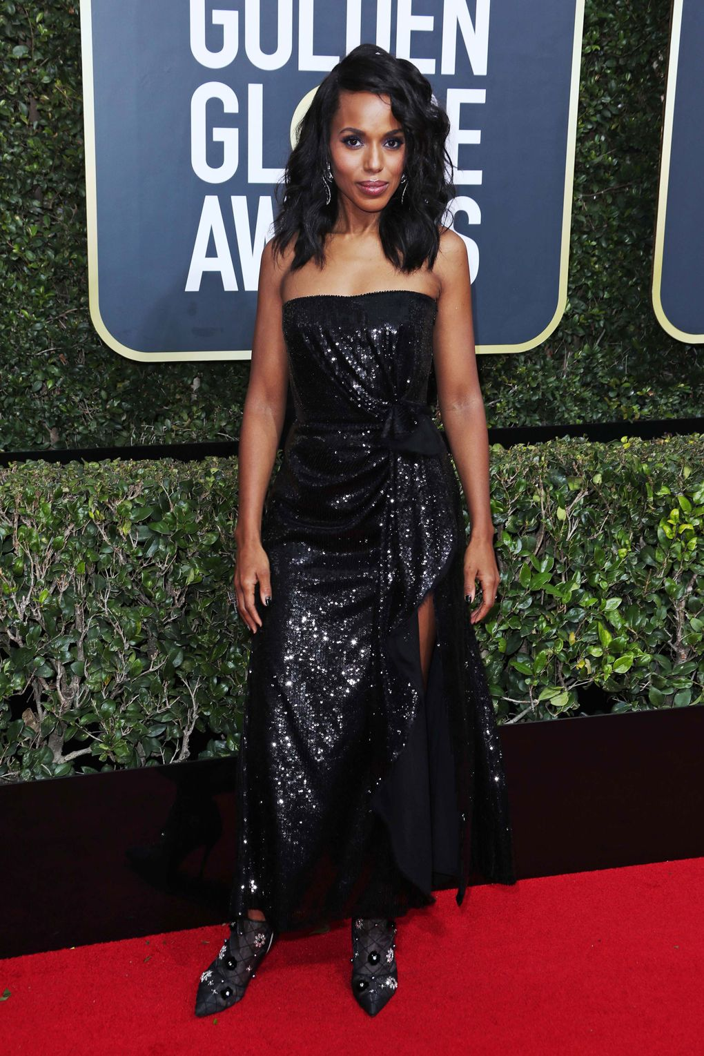 Red Carpet Fashions Golden Globes