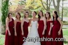 1ce6b64ccd cranberry flower girl dresses review