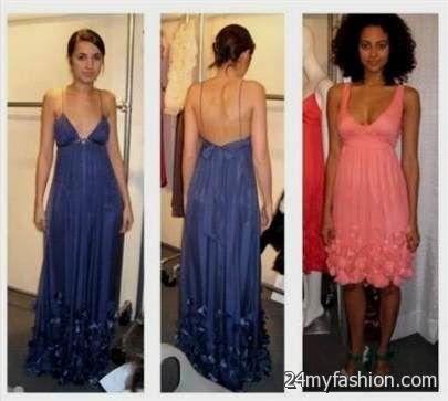 dark periwinkle bridesmaid dresses