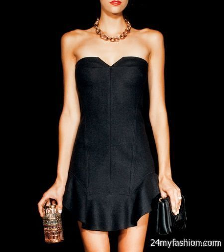 Black dress party review