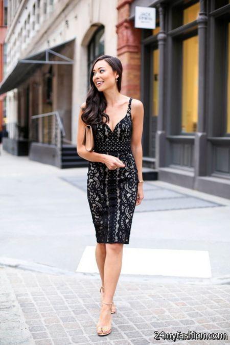 Black lace dress shoes review