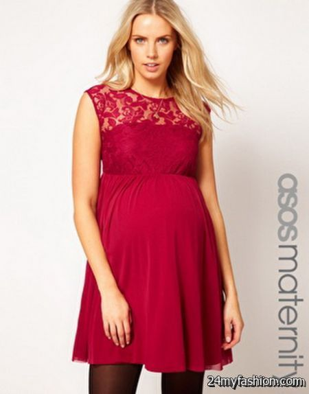 Christmas maternity dresses review