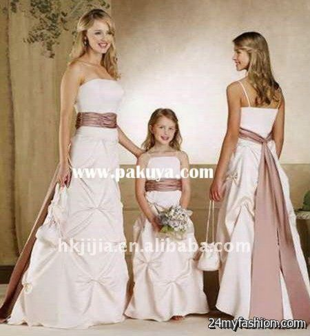 Classic bridesmaid dresses review