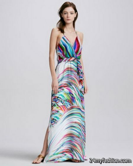 Colorful maxi dresses review
