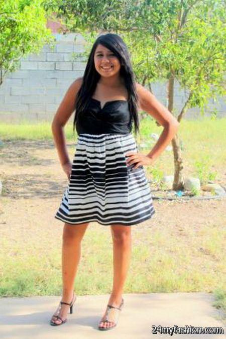 Dresses for 8th grade graduation review