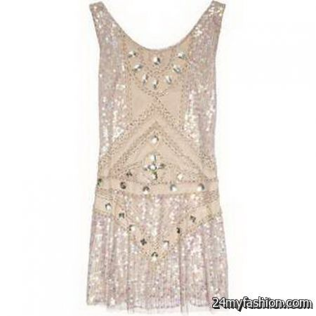 Embellished party dresses review
