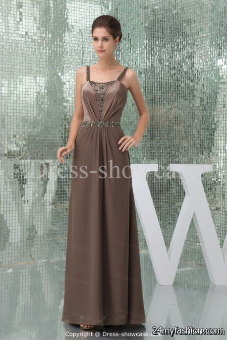Evening dress for wedding review