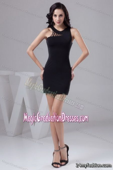 Graduation dresses black review
