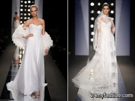 Haute couture bridal gowns review