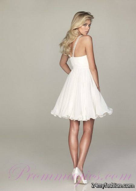Inexpensive white dresses review