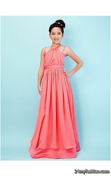 Junior bridesmaid dresses chiffon review